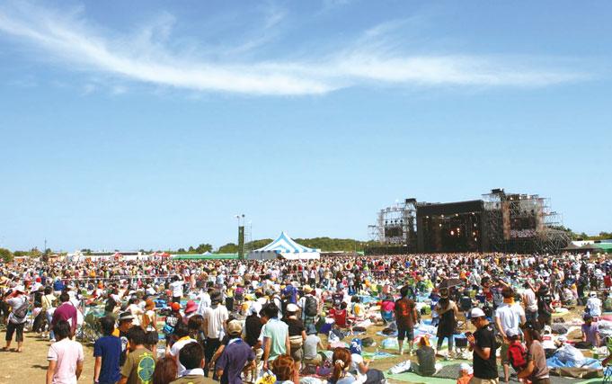フェス白書2011 フェスの存在意義、ライブの力